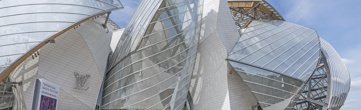 Fondation Louis Vuitton main